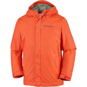 Columbia Watertight Jacket Boys Tangy Orange